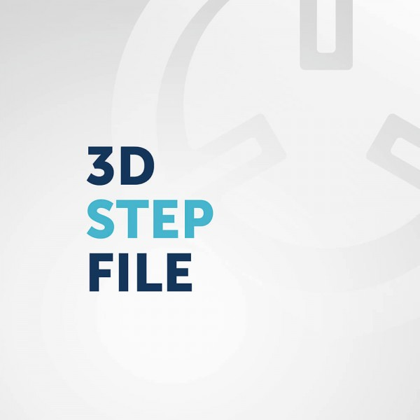 DVT 3.80 (G024010) 3D-STEP-File
