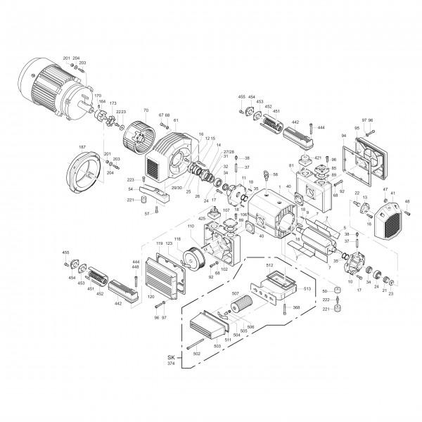 DXLF 400